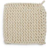 Sur La Table Natural Crochet Pot Holder