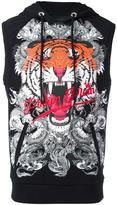 Philipp Plein Plein Tiger jogging vest