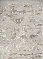 Christopher Guy Aquarelle Natural Truffle Hand-Knotted Rug, 10' x 14'