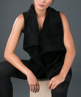 Zobha Black Janis Swing Vest