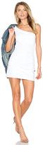 Susana Monaco Clementine 16 Mini Dress in White. - size M (also in )