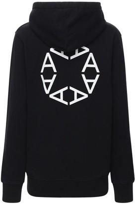 Alyx Logo Cotton Jersey Sweatshirt Hoodie