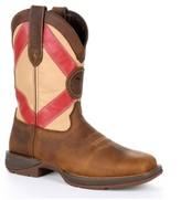 Durango Rebel Florida Flat Cowboy Boot
