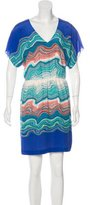 Trina Turk Silk Printed Dress w/ Tags