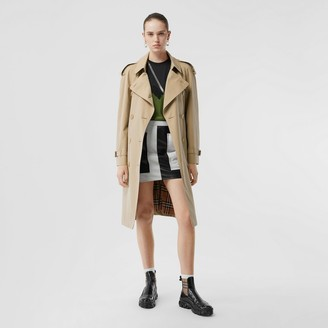 Burberry The Mid-length Westminster Heritage Trench Coat