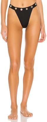 MONICA Hansen Beachwear Material Girl High Cut Bikini Bottom