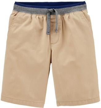 Carter's Boys 4-14 Easy Pull-On Dock Shorts