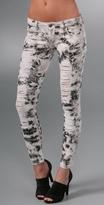 Hannah Skinny Ankle Jeans
