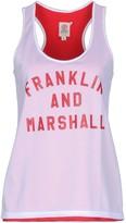 Franklin & Marshall Tank tops - Item 12140621