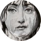 """Fornasetti Wet Face"""" Plate"""