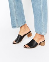 Asos TALE Leather Mules