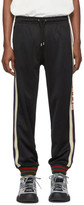 Gucci Black Jersey Lounge Pants