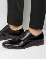 Dune Richmonds Leather Derby Shoes