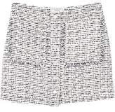 Mango Outlet Tweed skirt