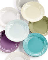 Lenox French Perle Groove Dessert Plate