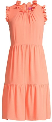 Lilly Pulitzer Jazzy Tiered Ruffle Dress