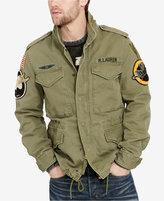 Denim & Supply Ralph Lauren Men's Patches Field Jacket