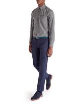 Slim Fit Mini Design Trousers