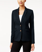 Charter Club Two-Button Blazer, Only at Macy's
