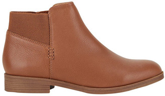 Hush Puppies Candid Tan Ankle Boot