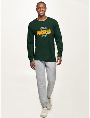 Tommy Hilfiger Green Bay Packers Logo Tape T-Shirt