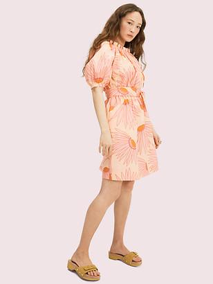 Kate Spade Falling Flower Dress