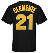 Majestic Men's Pittsburgh Pirates Cooperstown Player Roberto Clemente T-Shirt