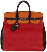One Kings Lane Vintage Hermès Tricolor Birkin Hac 40 Bag