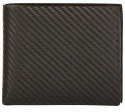 Dunhill Chassis Leather Billfold Wallet