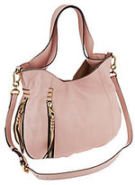 Oryany As Is Italian Leather Convertible Shoulder Bag - Melanie