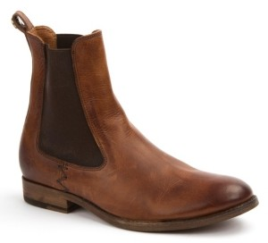 Frye Women's Melissa Chelsea Leather Boots Women's Shoes