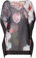 Ted Baker Chelse print floral cover up