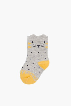 Country Road Animal Sock