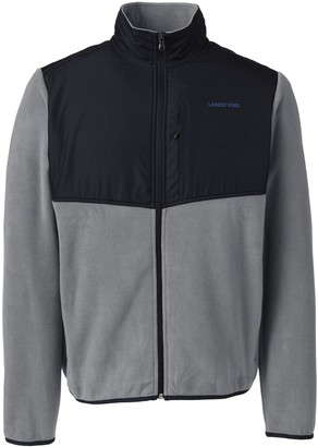 Lands' End Big & Tall Tall T200 Fleece Jacket