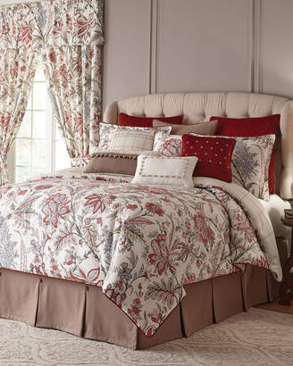 Rose Tree Izabelle 4-Piece King Comforter Set