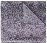 Talbot Runhof 'Kitty' metallic scarf