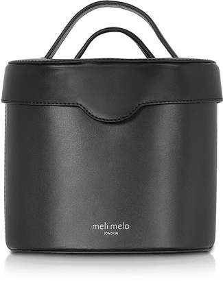Meli-Melo Black Nappa Kitty Bag