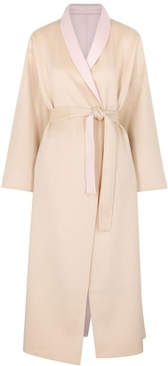 Arch4 York Reversible Cashmere Coat