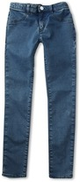 Armani Junior Jegging (Toddler/Little Kids/Big Kids) (Denim) - Apparel