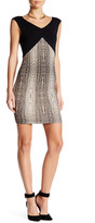 Tart Grier Colorblock Sheath Dress