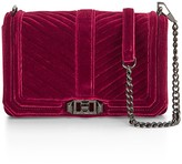 Rebecca Minkoff Velvet Love Crossbody Bag
