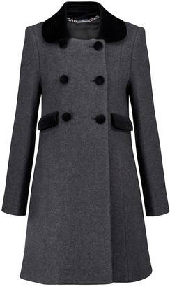 Marc Jacobs The Sunday Best wool-blend coat