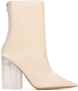 Yeezy Block Heel Boots