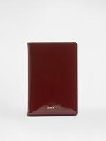DKNY Patent Passport Case