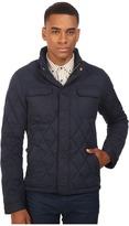 Scotch & Soda Light Padded Quilted Jacket in Peached Nylon Quality
