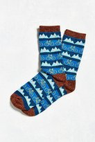 Urban Outfitters Mountain Bike Icon Sock