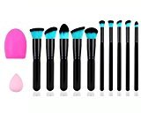 actoper Premium Makeup Brush Set - The Perfect Makeup Brushes for Your Eyeshadow, Contour Kit, Blush, Foundation, Concealer, Face Powder