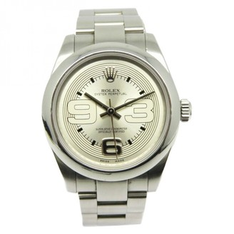 Rolex Oyster Perpetual 31mm Silver Steel Watches