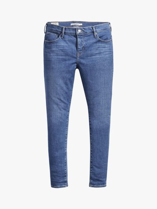 Levi's Plus 310 Shaping Skinny Jeans, Tempo Blue Plus