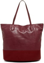 Rebecca Minkoff Mansfield Pebbled Leather Tote